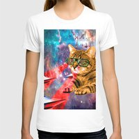 garfield T-shirts featuring Goddamn it Garfield  by Zarl