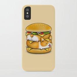 Double Corgi Pounder iPhone Case