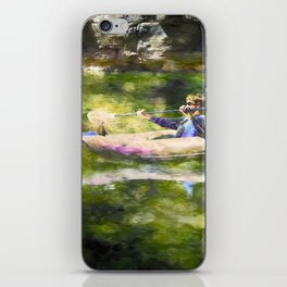 Colorado River Ducky iPhone Skin