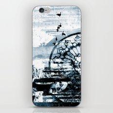 Point of no return - magic version iPhone & iPod Skin