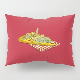 Hungry for Travels: Slice of Italy Pillow Sham