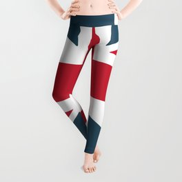 UK British flag Leggings