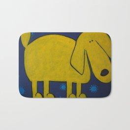 Yellow Dawg Bath Mat