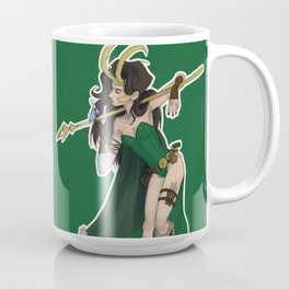 Lady Loki Coffee Mug