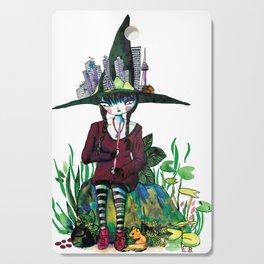 Seoul witch Cutting Board