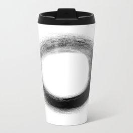 The Black O Metal Travel Mug
