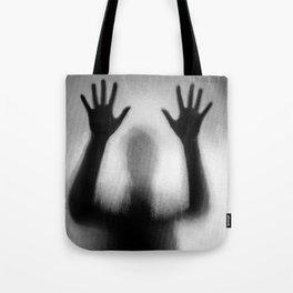 Spooky Shadow Tote Bag