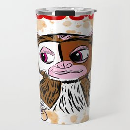 GIZMO - GREMLINS ILLUSTRATION  Travel Mug