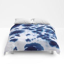 ink blot Comforters
