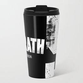 7 Deadly sins - Wrath Travel Mug