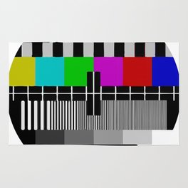 TV PTV Circle Rug