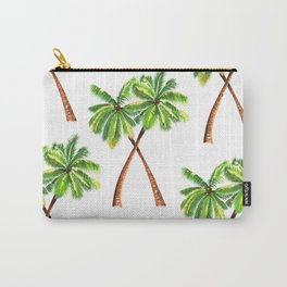 Palm Trees Carry-All Pouch