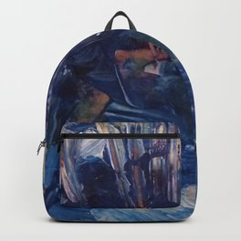 Enter In - by SHUA artist Backpack