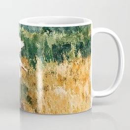 Free Spirit || #painting #nature Coffee Mug