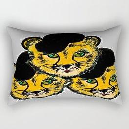 OG Cheetah Rectangular Pillow