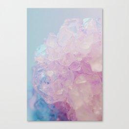 Magic Crystal Canvas Print
