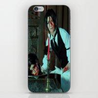kuroshitsuji iPhone & iPod Skins featuring Halloween Treat - Kuroshitsuji by Lalasosu2