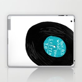 who you are Laptop & iPad Skin