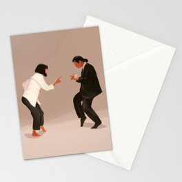 Pulp Fiction Twist Stationery Cards