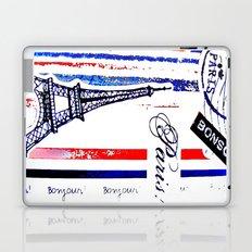 bonsoir Laptop & iPad Skin