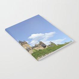 Castle Reichsburg in Cochem Germany Notebook
