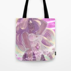 Rainbow Quartz Tote Bag