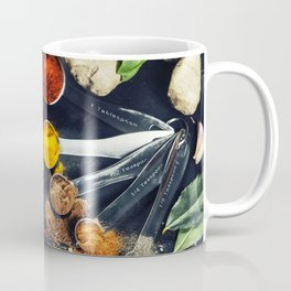 Herbs and spices selection Coffee Mug
