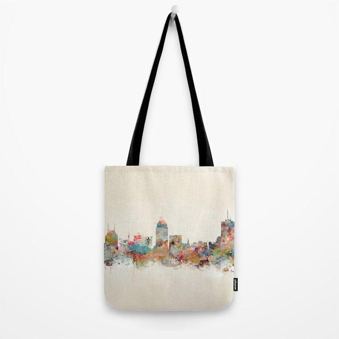 fresno california Tote Bag