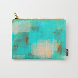 2 sided world Carry-All Pouch