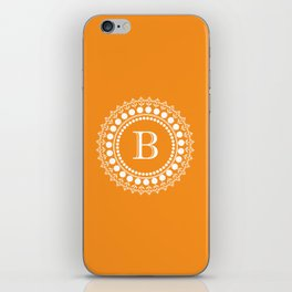 The Circle of  B iPhone Skin