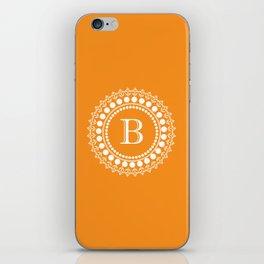 The Circle of  B iPhone Skin