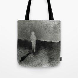 White Walker Tote Bag