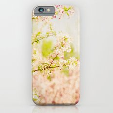 Country Lane Flowers Slim Case iPhone 6s