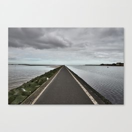 Marine Lake, West Kirby, #4 Canvas Print