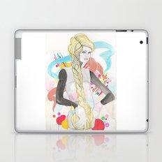 Angie Laptop & iPad Skin
