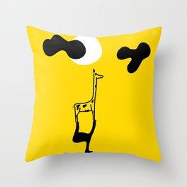 Gisky Throw Pillow