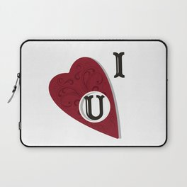Ouija Love Laptop Sleeve