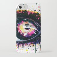 """pixies iPhone & iPod Cases featuring """"Follow me into wonderland"""" by PeeGeeArts"""