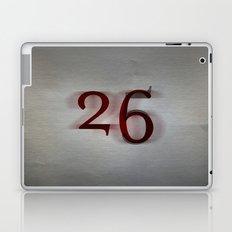 26 Laptop & iPad Skin
