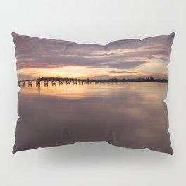 Elk River Sunset #2 Pillow Sham