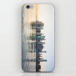 New York Downtown iPhone Skin