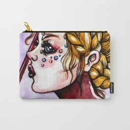 The Neon Demon Carry-All Pouch