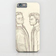 Dean & Cas Slim Case iPhone 6s