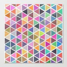 unfolding 1 Canvas Print