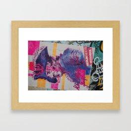 Berlin Tacheles Art Framed Art Print
