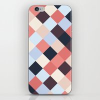 coral iPhone & iPod Skins featuring CORAL by Sorbetedelimon