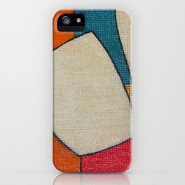 The Abstract Daily Art Print #2 iPhone Case