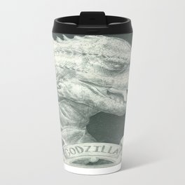 In God We Trust Metal Travel Mug
