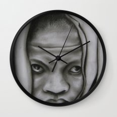 Victim or Warrior? Wall Clock