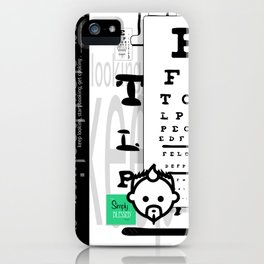 BLINDED HD by JC LOGAN 4 Simply Blessed iPhone Case